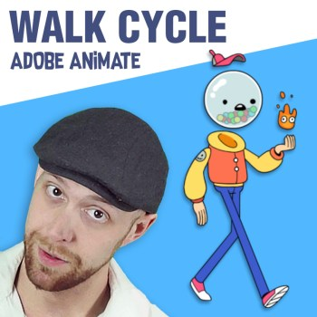 Making a Walk Cycle