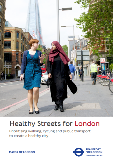 Healthy Streets | Brent Cycling Campaign
