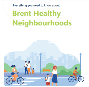 Brent Healthy Neighbourhoods   Brent Cycling Campaign