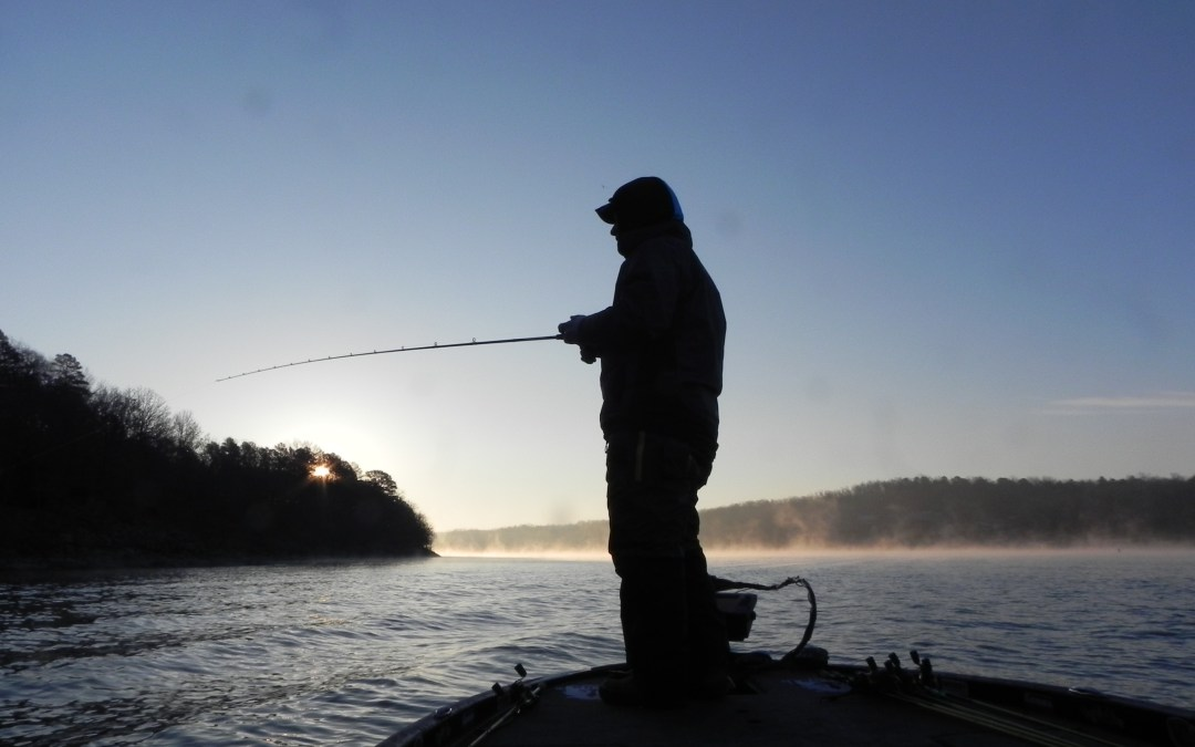 You can give the gift of fishing by participating in this online auction