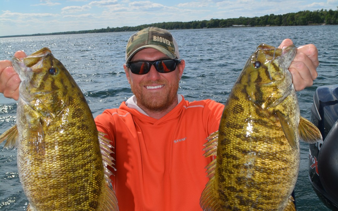 Trophy Smallmouth