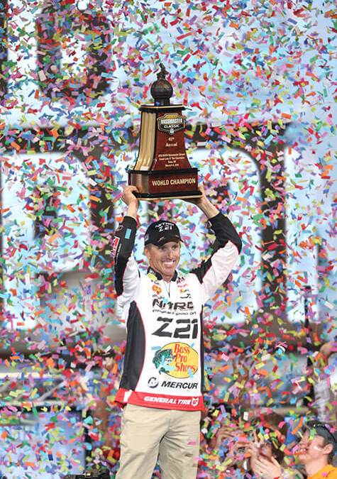 Bassmaster Classic is fishing's greatest show
