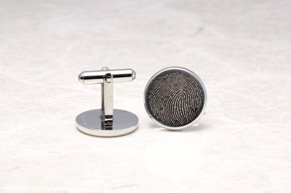 stainless cuff links