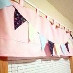 Nursery Pennant Banner
