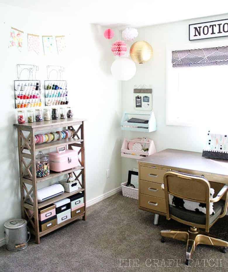 Lust-Worthy Blog Home Office Decor Inspiration