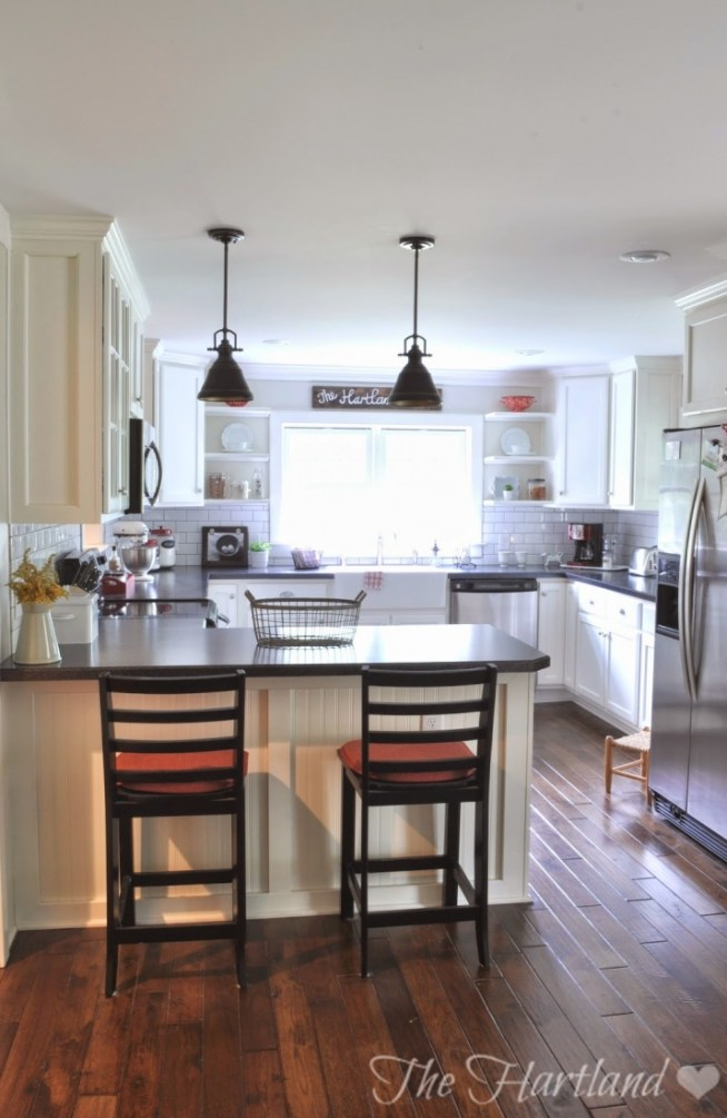 Kitchen Reveal :: The Hartland