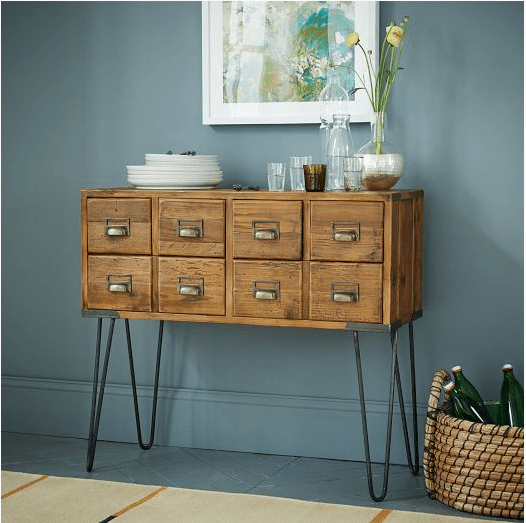 Home Shopping Catalog: Card Catalog Home Decor