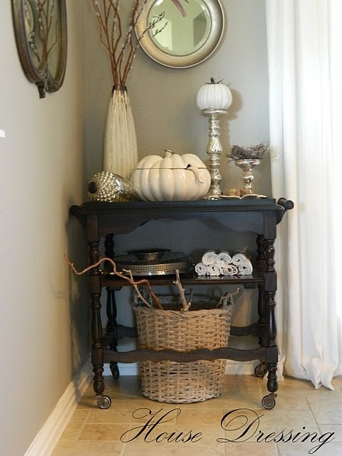 25 No Mantle Fall Decor Ideas