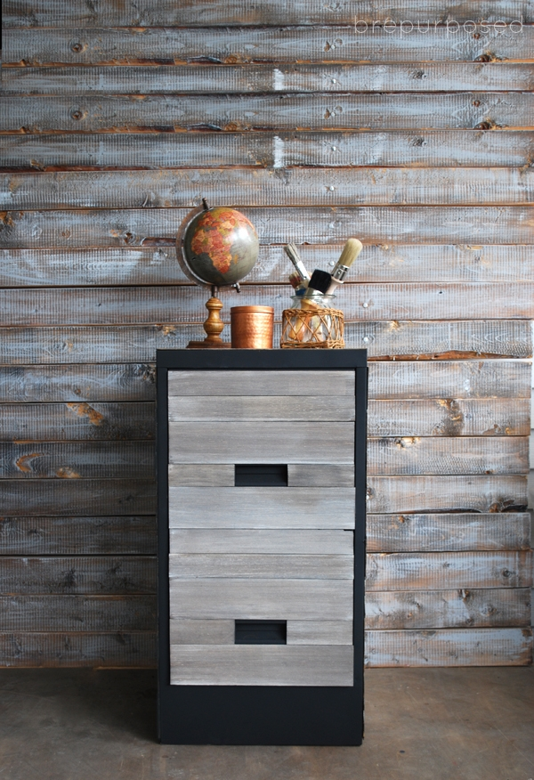 Pottery Barn Knock-Off File Cabinet