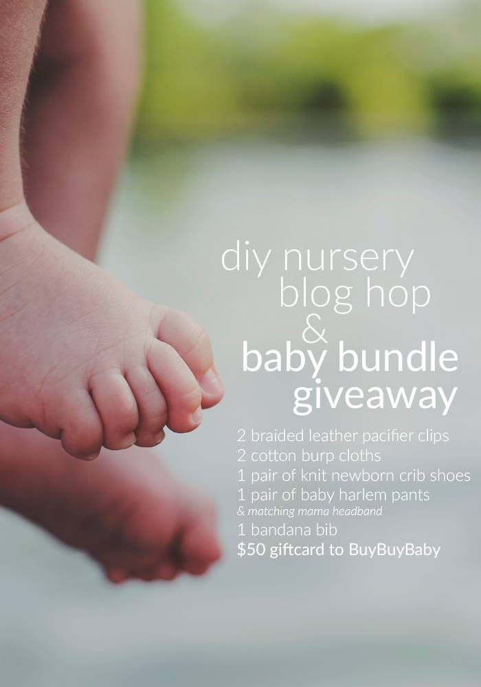 DIY Nursery Blog Hop
