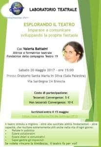 Esplorando il teatro @ Oratorio Santa Maria in Silva | Brescia | Lombardia | Italia