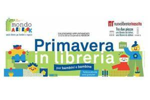 Primavera in libreria - aprile @ Nuova Libreria Rinascita | Brescia | Lombardia | Italia