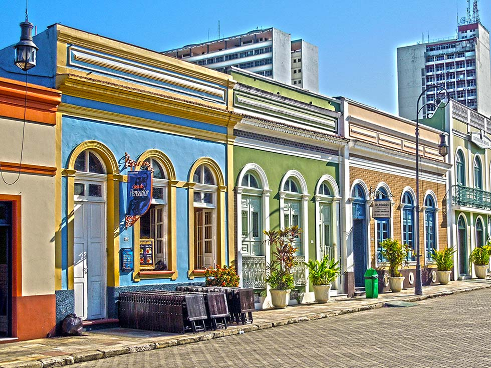 Manaus - Brésil Aventure