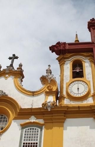 Tiradentes Route Royale Brésil