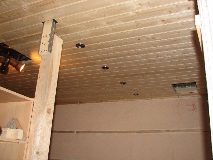 Faire Un Faux Plafond En Lambris Isolation Ides