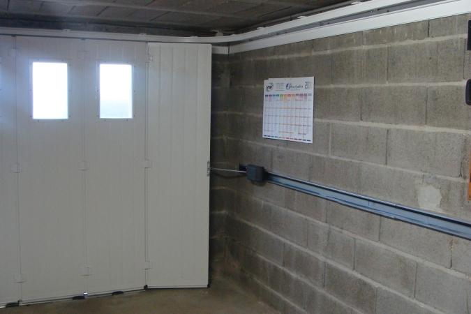 Motorisation Porte De Garage Coulissante Latrale