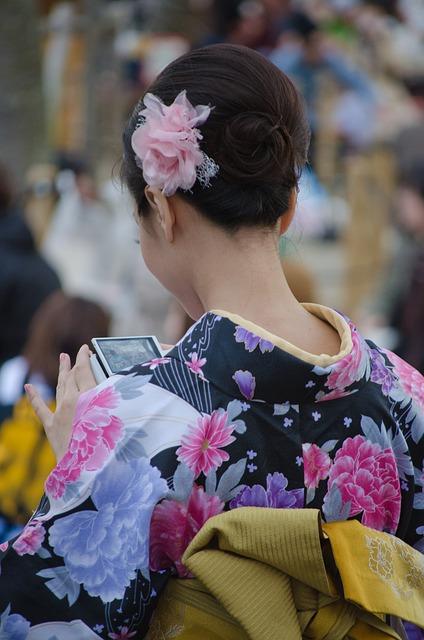 Kimono et Yukata 着物/浴衣