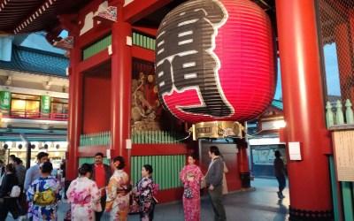 Organisation d'un voyage au Japon en octobre 2020