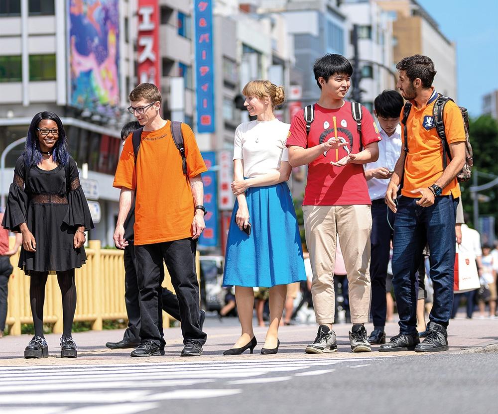 Experience Japan : un été au Japon avec SNG à l'état 2020