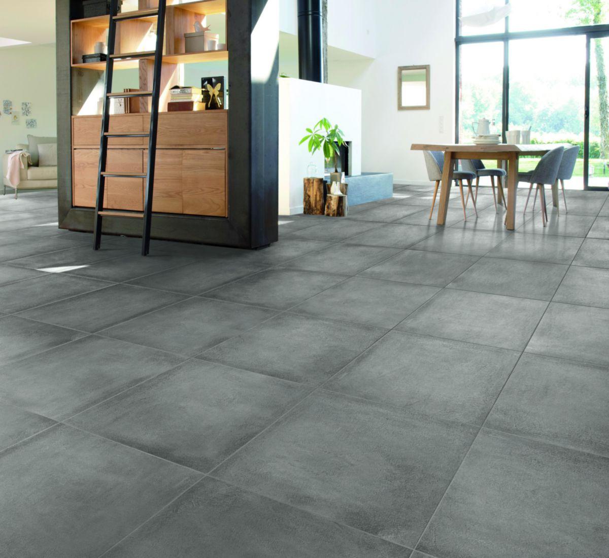 ciment palais rectifie 60x60 cm