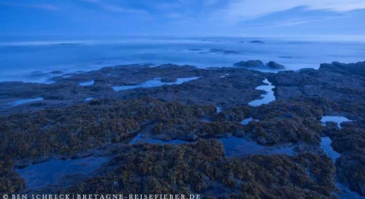 Bretagne Reisefieber Meer