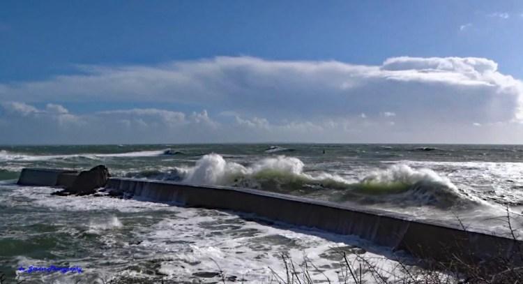 Ablaufende Welle