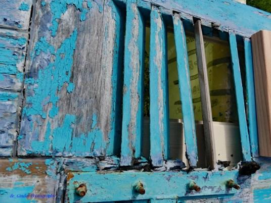 Bretonischer Fensterladen