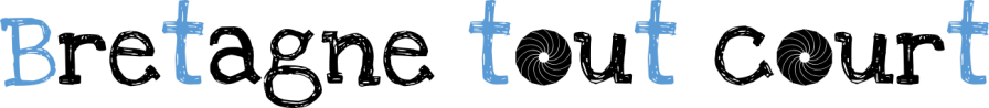Bretagne tout court - Logo noir