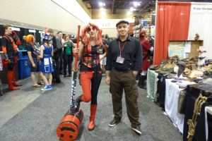 DC Harley Quinn Cosplay