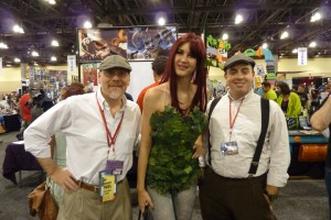 DC Poison Ivy Cosplay