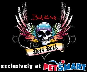 PetSmart Pets Rock Collection