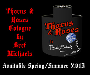 Thorns & Roses Cologne by Bret Michaels