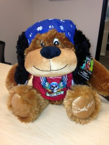 Bret Michaels 2013 signature Chance Doll from the PetSmart Luv-A-Pet Collection.