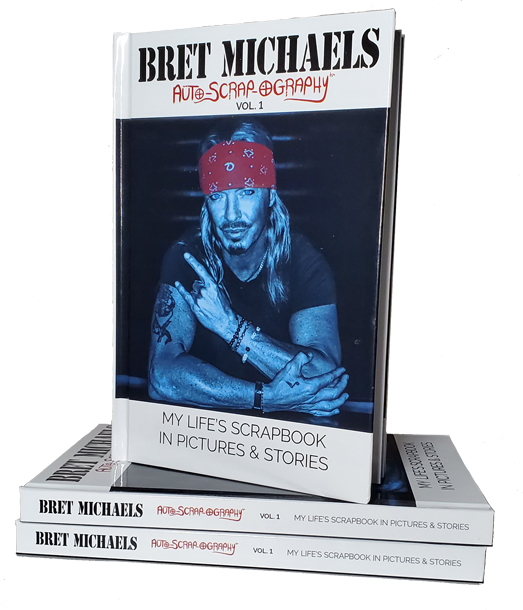 Personalized Signed Hardcover Book