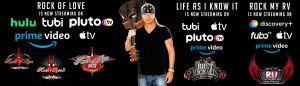 Bret Michaels Streaming Television Shows