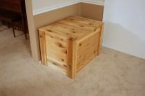 Cedar Wood Chest