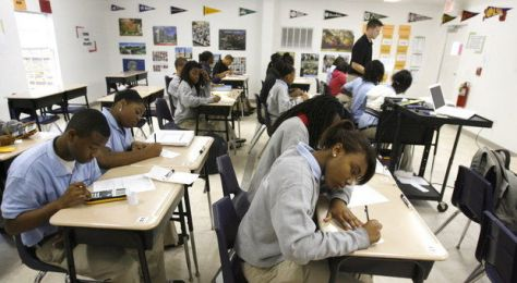 school, charter, district, new orleans, investors,