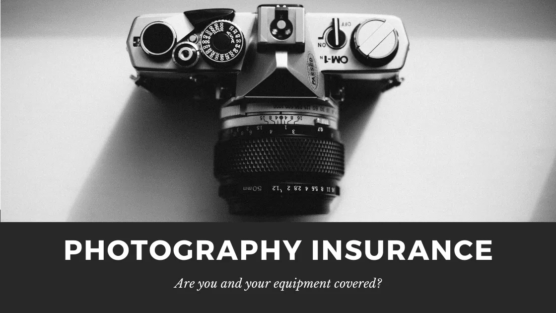 graphic about photography insurance