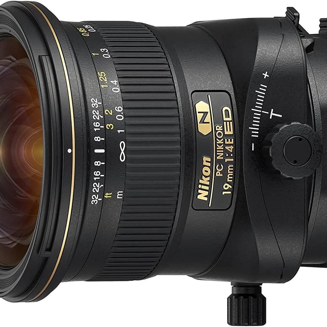 Photo of Nikon 20065 PC NIKKOR 19mm f 4E ED