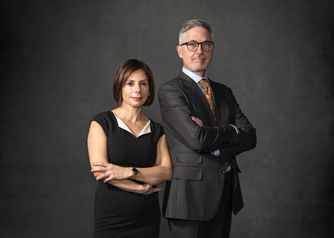 Business portraits for Muenz Law