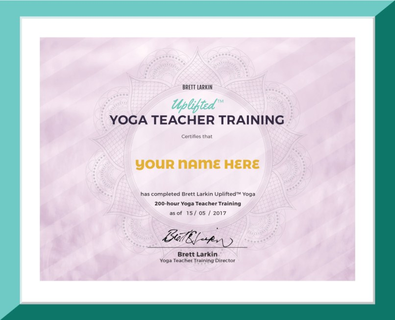 Free Online Yoga Teacher Training Certification Yourviewsite