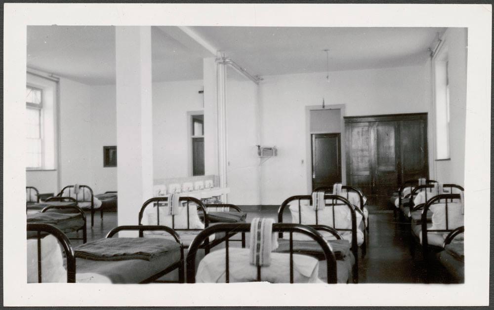 Residential school dormitory