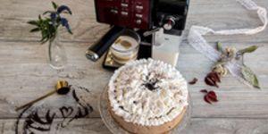 Reteta Cheesecake cu cappuccino fara coacere by Diva in Bucatarie