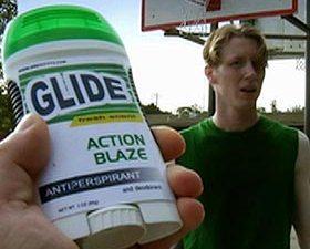 Glide Action Blaze