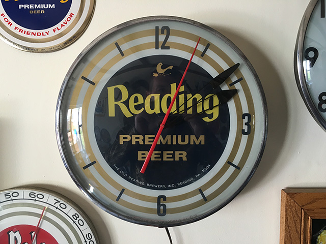 Reading PAM Clock