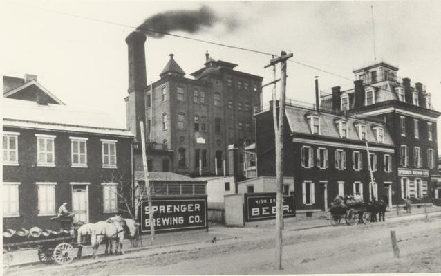 Sprenger Brewery