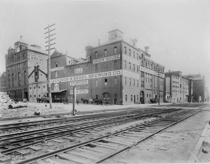 Bergner and Engel Brewery Photo