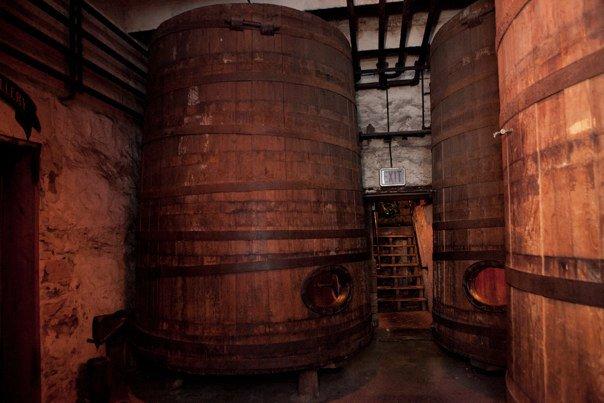 Original Mount Joy Brewery Fermentation Barrel