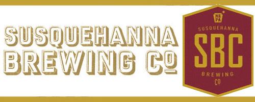 Susquehanna Brewery Logo - Current