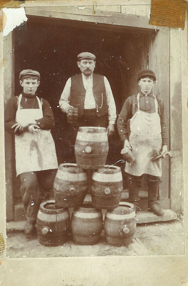 Straub Brewery Workers